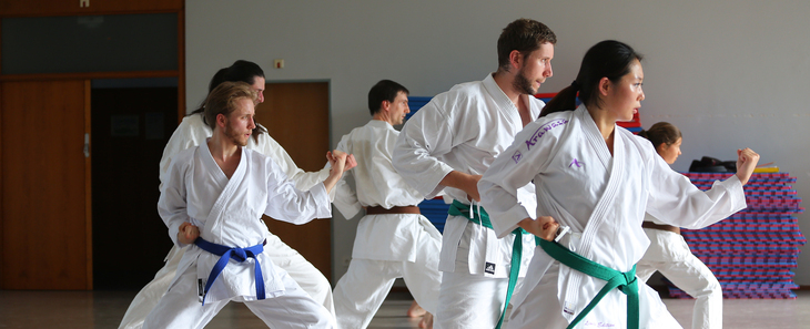 Shotokan Karate course