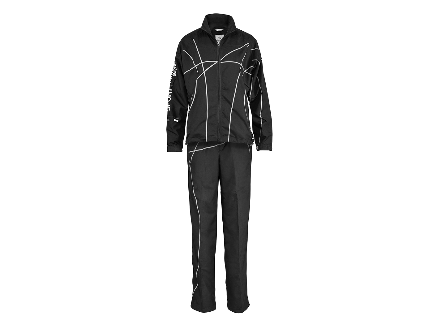 Women's Tracksuit front view