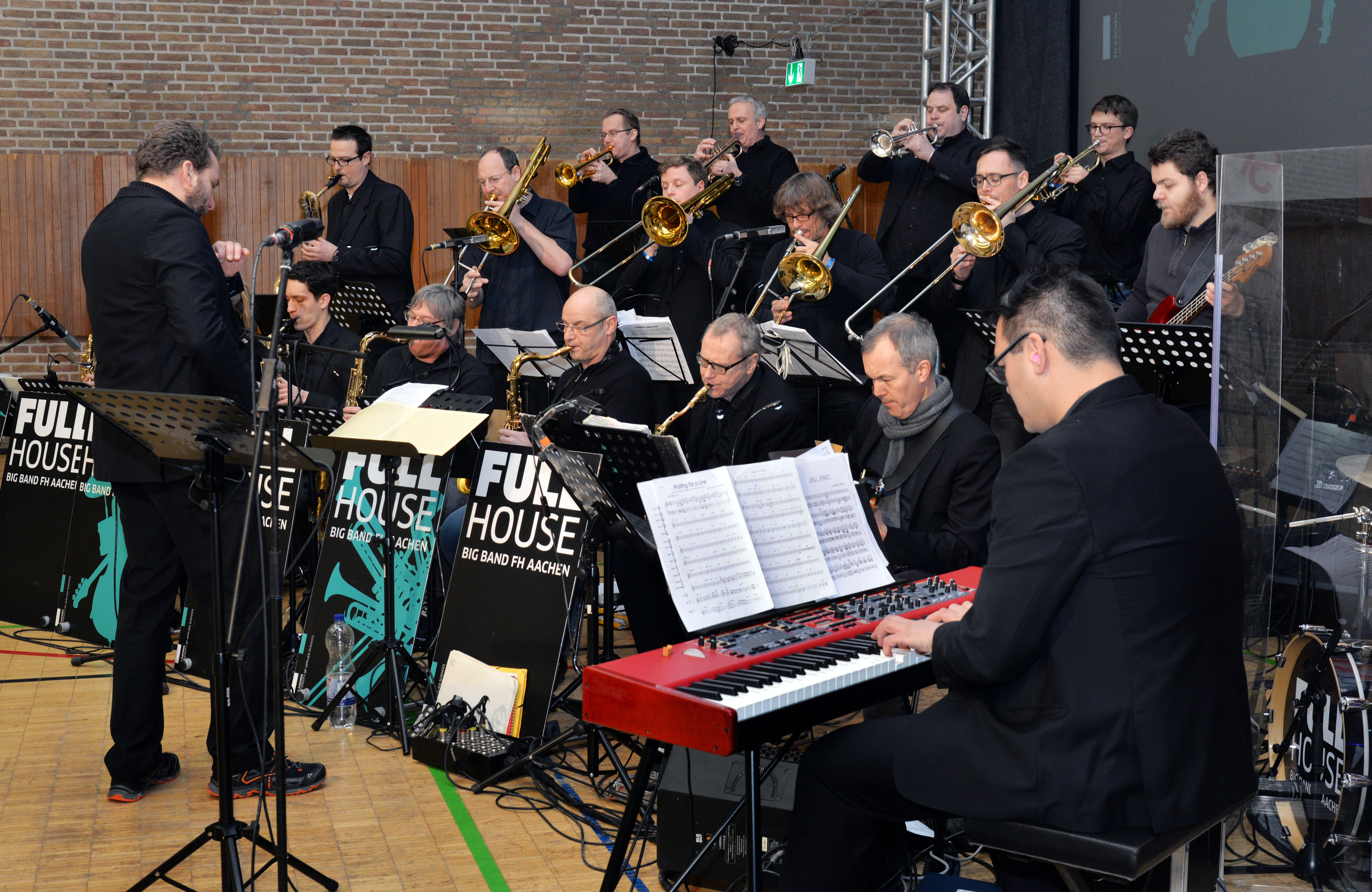 Big Band der FH Full House